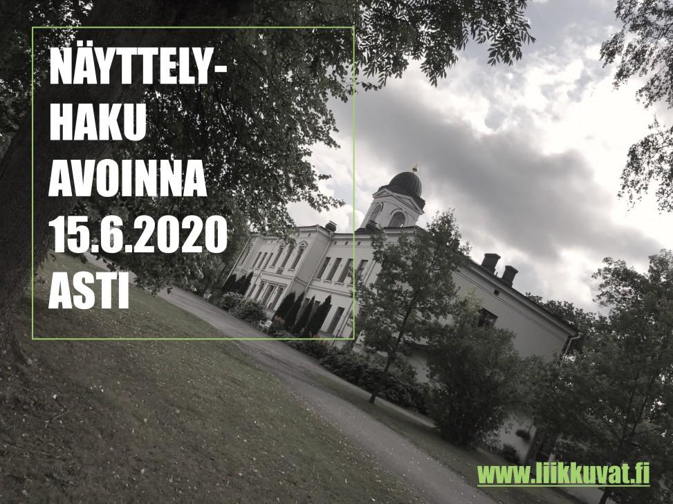 Galleria Pitkäniemi sijaitsee Nokialla Tays Pitkäniemen psykiatrisen sairaalan hallintorakennuksessa. Valokuva: TPL.